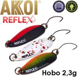 Блесна AKKOI Reflex